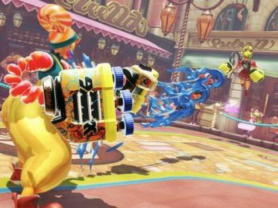 Arms 3.0 Update Out Now, Adds New Character, Stages, And More