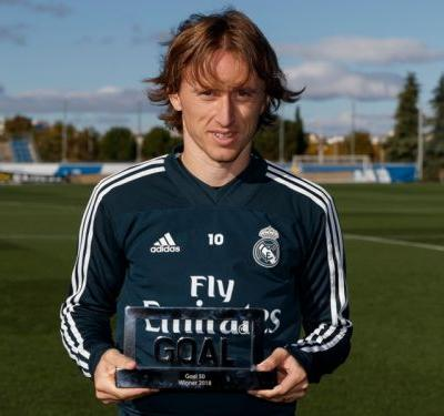 Goal 50 winner Modric: Real Madrid going for fourth straight Champions League triumph