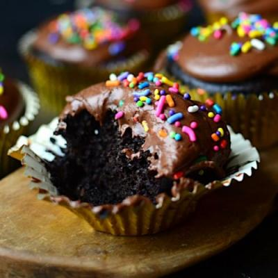 Allergy Friendly Cupcakes