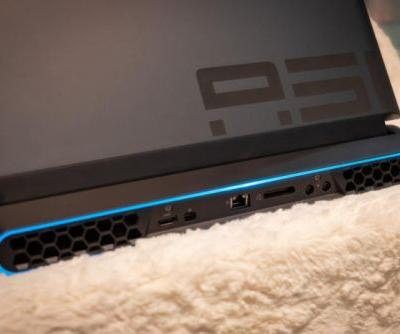 The Alienware Area-51m is a desktop-class laptop both extreme and refined