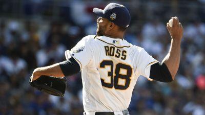 Rangers, Tyson Ross agree to one-year deal, report says