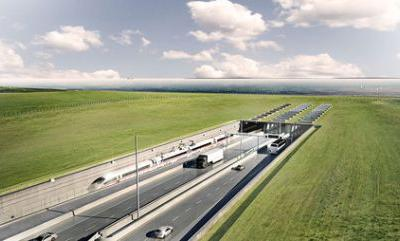 The World's Longest Immersed Road and Rail Tunnel, between Denmark and Germany, Receives Green Light
