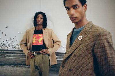 Noah Returns With a Loobook for Its '80s Influenced 2017 Fall/Winter Collection
