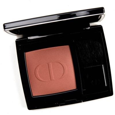 Dior Charnelle (459) Rouge Blush Review & Swatches