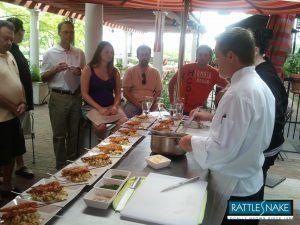 Chef's Cooking Class Jul 22