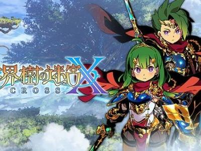 Etrian Odyssey X Announced For Nintendo 3DS