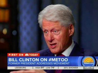 Bill Clinton Slammed For Response to Lewinsky Scandal Amid MeToo: 'STILL Refuses to Take Responsibility'