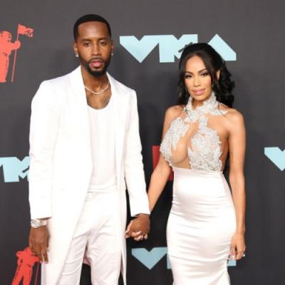 Safaree Says He Hopes His Likkle Seed Inherits THIS From Mami Erica Mena. But Is He Taking Shots At His Lacefront Loving Ex?!