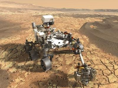 You Can Send Your Name to the Red Planet on NASA's Mars 2020 Rover