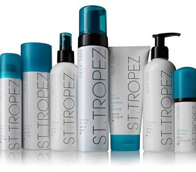 Get a start on your summer tan with some help from St Tropez