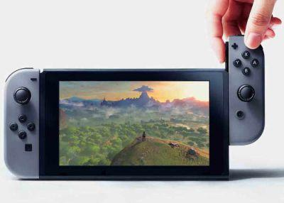First Nintendo Switch Console 30sec Commercial Unveiled