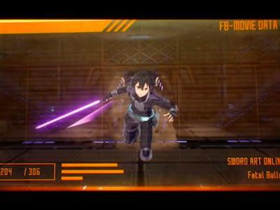 Watch the Sword Art Online: Fatal Bullet Opening Animation