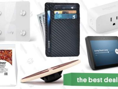 Sunday's Best Deals: Wallets, Smart Home Gear, Five Pounds of Atomic Fireballs, and More