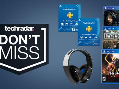 Days of Play sales bring cheap PS4 games, headsets and PS Plus deals to your weekend