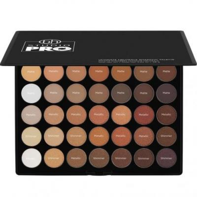 If You're Ballin' on a Budget, You NEED This Enormous $18 Eye Shadow Palette