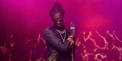 "Everything Falls Apart in Young Thug's ""Wyclef Jean"" Video: Watch"