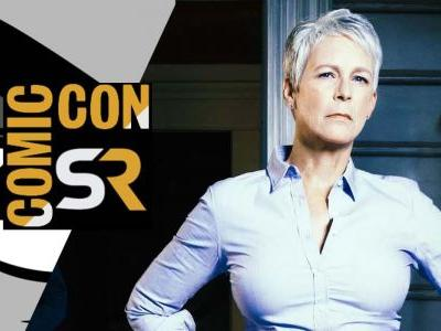 Jamie Lee Curtis Hugs Fan Who Says Halloween Saved His Life