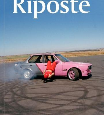 Riposte's latest issue tells women's stories of darkness, passion and rage
