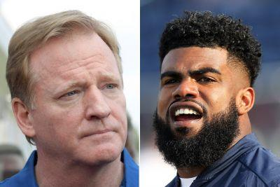 The NFL just went nuclear on the NFLPA in the Ezekiel Elliott case