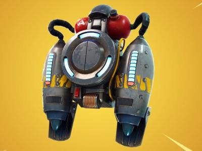Fortnite's Limited Time Jetpack Event Disabled Shortly After Launch