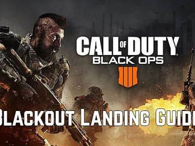 Call Of Duty Blackout: Best Landing Spots In Black Ops 4 Battle Royale