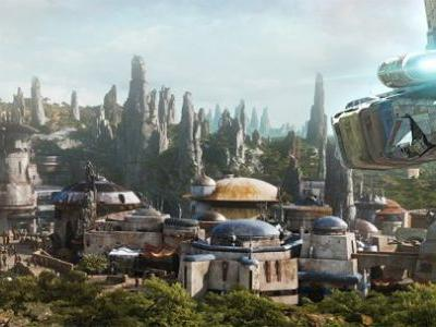 'Star Wars: Tales from the Galaxy Edge' VR Experience Will Expand the Mythology of the Black Spire Outpost
