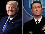 White House doctor says president ACED cognitive test