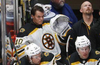 Bruins goalie Tuukka Rask out with concussion