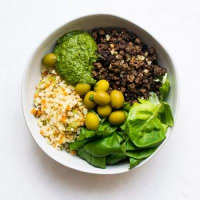 Low Carb Power Bowl