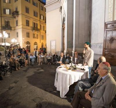 """The Festival of the Mediterranean presents """"Recipes of Dialogue. The stories and foods of an inclusive society"""""""