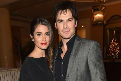 Nikki Reed pregnant with first child