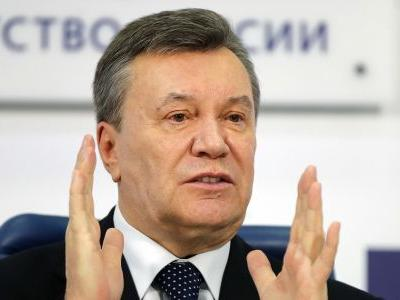 Ukraine ex-president Yanukovych to miss treason hearing