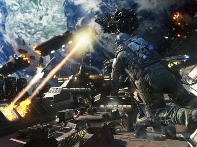 Call of Duty: Infinite Warfare's final DLC is out today, with double XP to celebrate