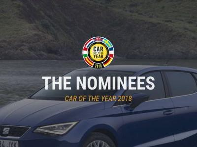 2018 Car Of The Year Finalists Announced, Which One Will Win?