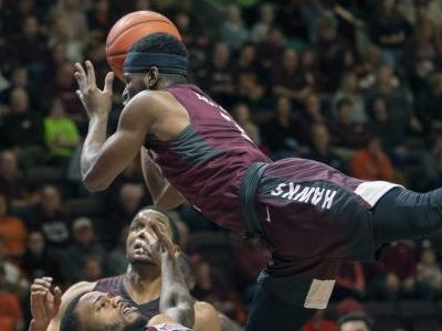 Ahmed Hill, No. 10 Virginia Tech blow out Md.-Eastern Shore