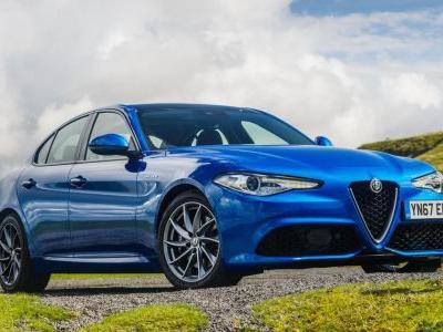 Is The Alfa Romeo Giulia About To Get A 345bhp Inline-Four?