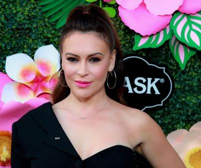 Actress Alyssa Milano holds off on 2020 presidential endorsement