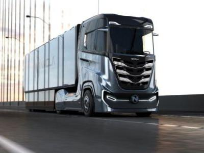 The Nikola Tre Is the Not-Tesla Hydrogen Semi that Wants to Take On Europe