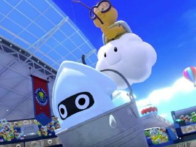 Mario Tennis Aces serves up cute trailers for Koopa Troopa and Bloopa