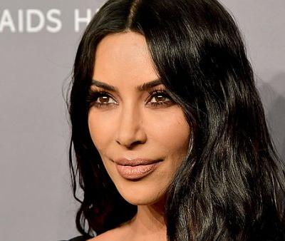 Kim Kardashian's Makeup-Free Selfie Reveals What Her Psoriasis Really Looks Like