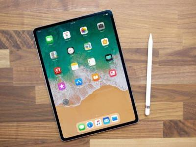 New 2018 iPad Pro With Face ID And No Home Button In The Works