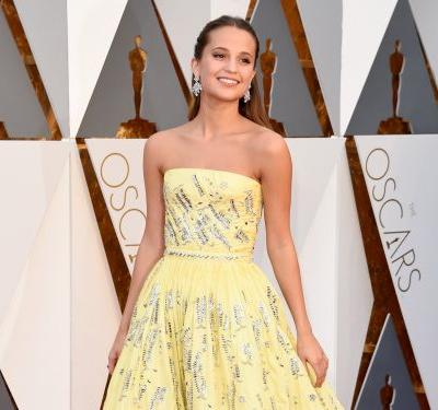 A look at the epic rise of 29-year-old Swedish actress Alicia Vikander, who has already won an Oscar and now stars as Lara Croft in 'Tomb Raider'
