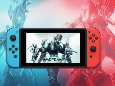 Warframe is live now on Switch, along with account migration