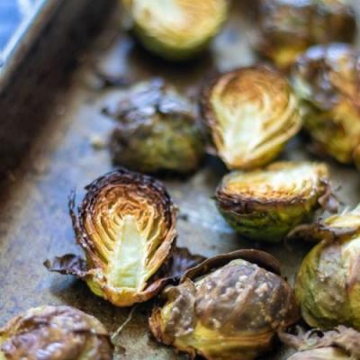 Roasted Brussels Spouts