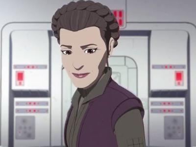 Star Wars Resistance Fans Respond To Voice Actor Mocking Dr. Blasey Ford