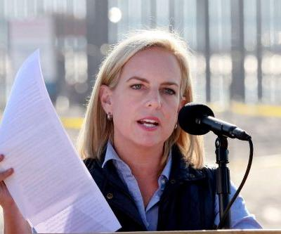 Homeland Security chief blames migrant girl's death on her family