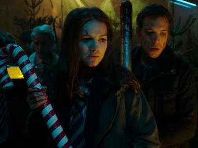 Fun New Trailer and Clip For The Zombie Christmas Musical ANNA AND THE APOCALYPSE