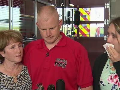 Firefighter who pulled Southwest flight victim back into plane 'felt a calling' to help