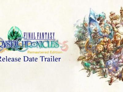 Final Fantasy Crystal Chronicles Remastered Coming August 27