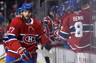 Coyotes trade Domi to Canadiens for Galchenyuk